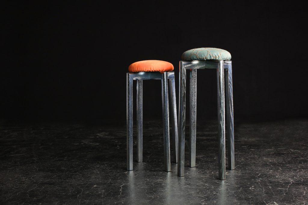 BLシルバーコートRT… 椅子脚部に施工!!