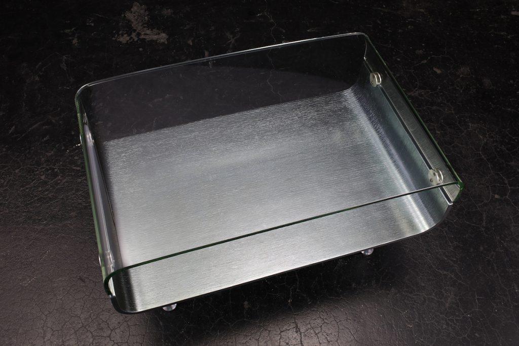 BLシルバーコートRT… テーブル底板に施工