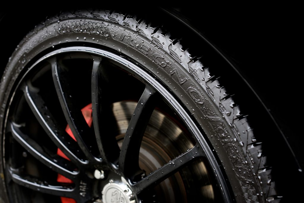 ND9 Tire Coat 施工方法