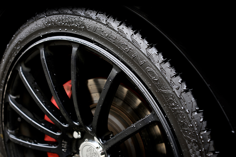 ND9 Tire Coat