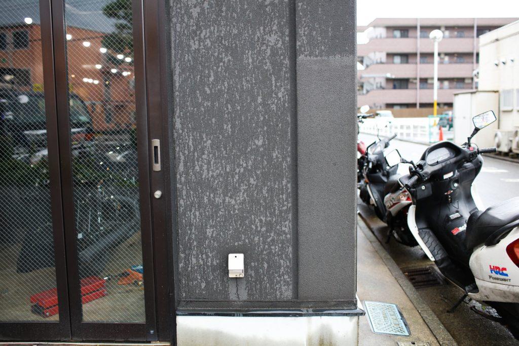 OSMO STONE COAT : 石材・コンクリート専用浸透性コーティング剤 / 半年後のその威力!!