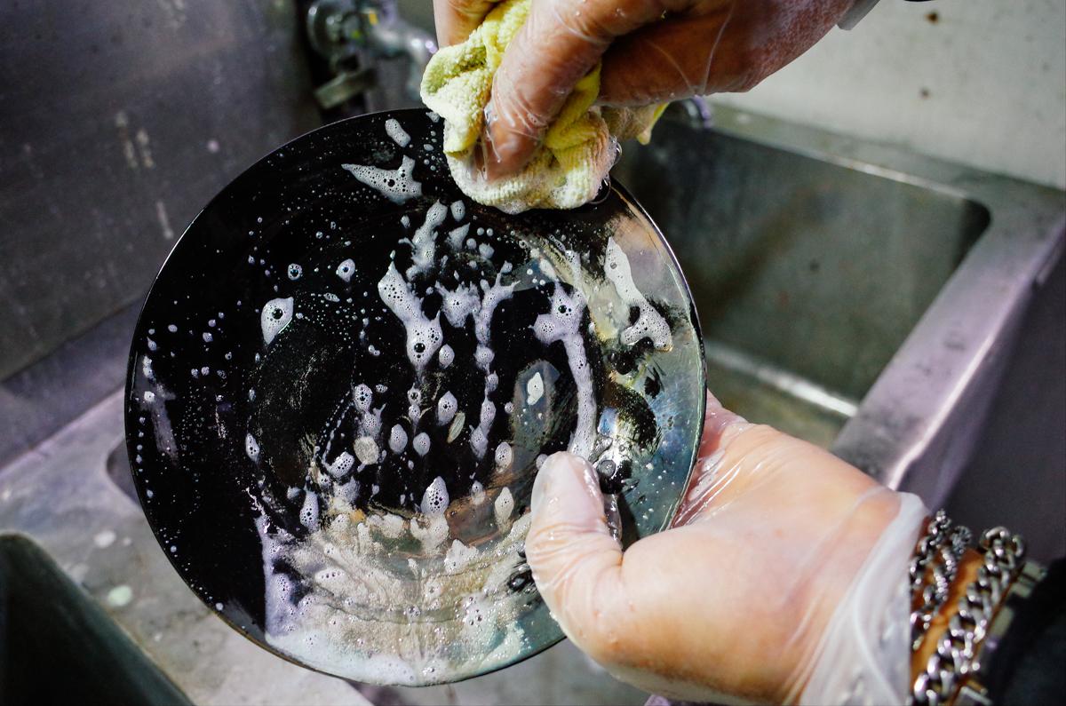 [ BLシルバーコートRT ] : シルバー主剤の施工に失敗… その対処法