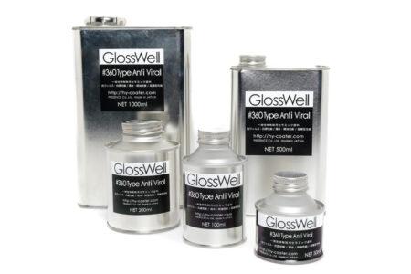 パトジェニック型抗除菌塗料 : GlossWell Type Anti-Viral とは